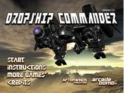 Dropship Commander