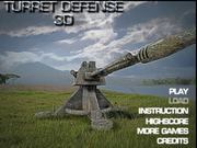 Turret Defense 3D