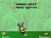 Monkey Keepy Ups